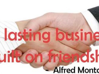 Business & friendship